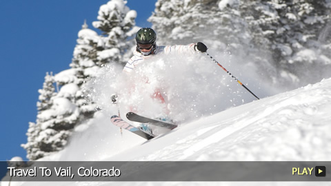 Travel To Vail, Colorado