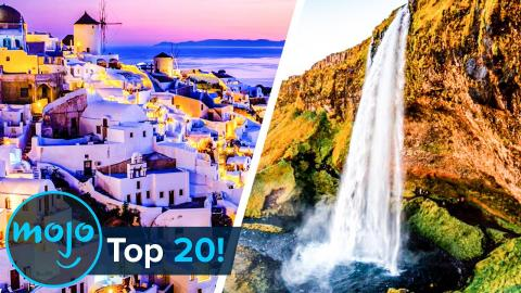 Top 20 Most Beautiful Places in the World