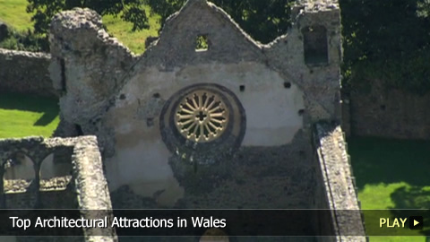 Top Architectural Attractions in Wales