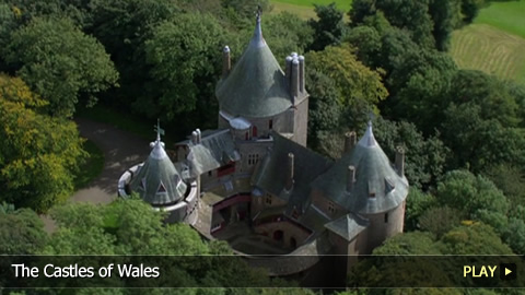 The Castles Of Wales Watchmojo Com