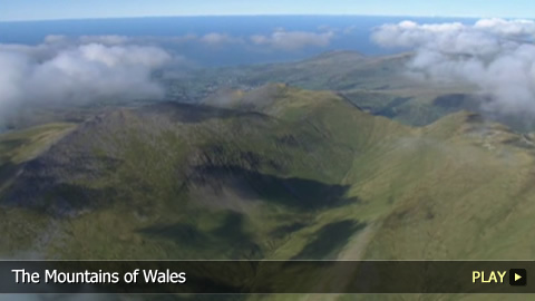 The Mountains of Wales