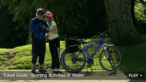 Travel Guide: Sporting Activities in Wales
