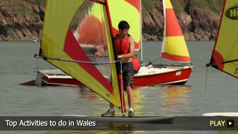 Top Activities to do in Wales