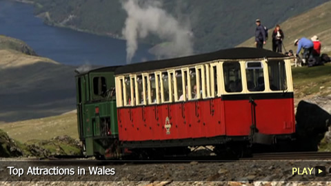 Top Attractions in Wales