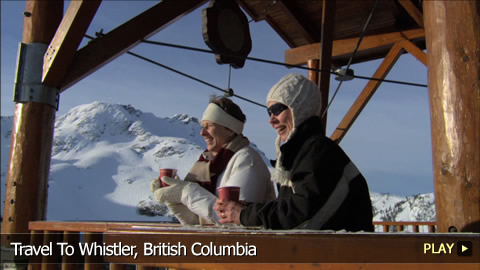 Travel To Whistler, British Columbia