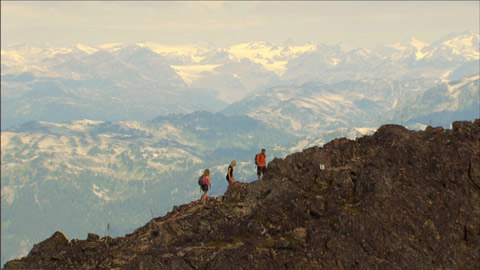 Summer Activities in Whistler, British Columbia
