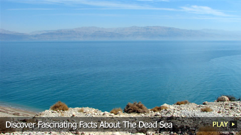 Discover Fascinating Facts About The Dead Sea