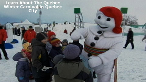 quebec winter carnival. Discover The Quebec Winter