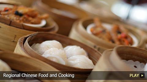 Regional Chinese Food and Cooking