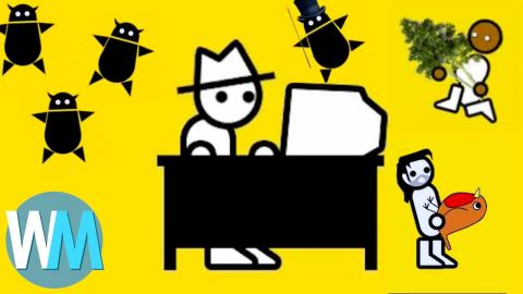 Top 10 Greatest Zero Punctuation Episodes of All Time