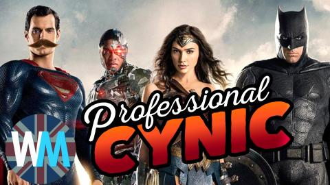 Professional Cynic: Justice League