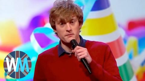 Top 10 James Acaster Moments