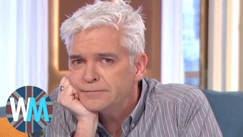 Top 10 Phillip Schofield Moments