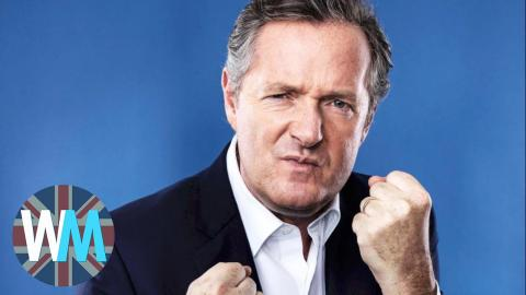 Top 10 Piers Morgan Celebrity Feuds