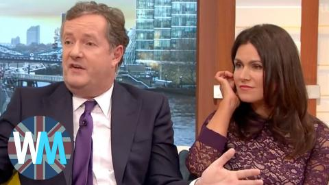 Top 10 Awkward Interviews on Good Morning Britain