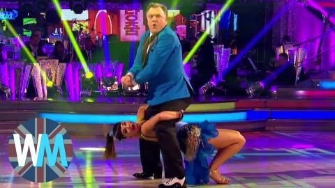 Top 10 Hilarious Strictly Performances