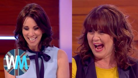 Top 10 Funniest Loose Women Moments