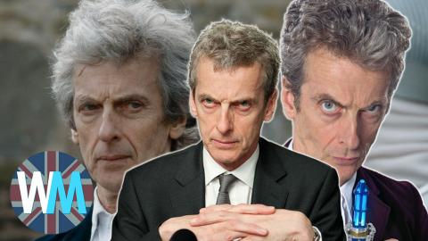 Top 10 Peter Capaldi Performances