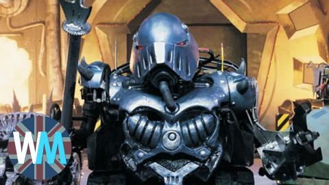Top 10 Robots From Robot Wars