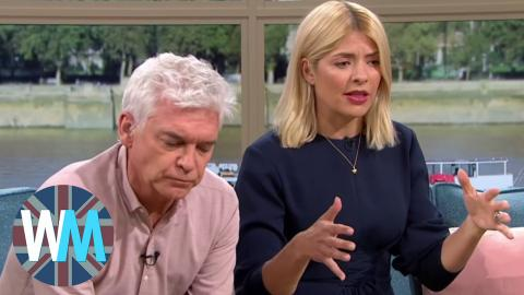Top 10 Shocking Moments on This Morning