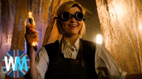 Top 3 Best Bits from Doctor Who Series 11 Ep. 1