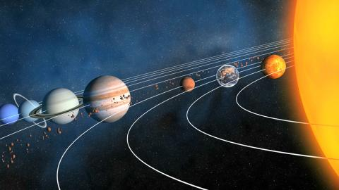 How Long Would It Take To Cruise The Solar System?