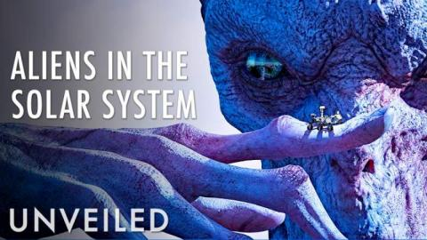 What If Aliens Invaded Mars? | Unveiled
