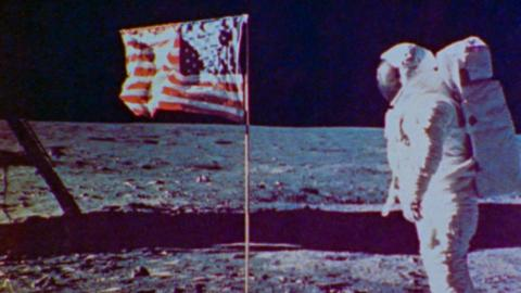 What If America Faked The Moon Landing?