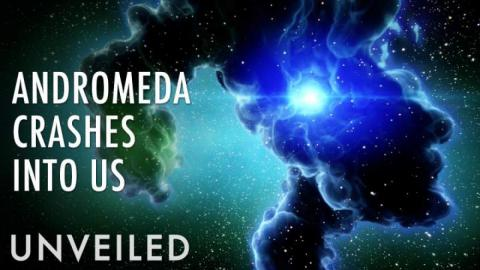 What If Andromeda Collides With The Milky Way? | Unveiled