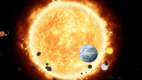 What If Earth Had 2 Suns?