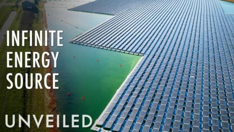 What If We Covered The Ocean With Solar Panels? | Unveiled