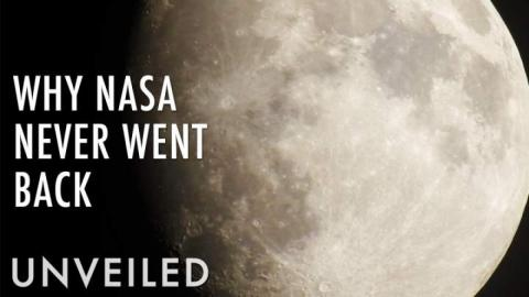 Why Did NASA Stop Going To The Moon? | Unveiled