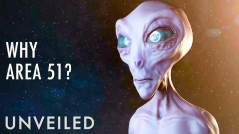 Why Would Aliens Target Area 51? | Unveiled