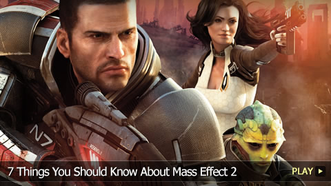 7 Things You Should Know About Mass Effect 2