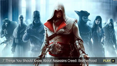 7 Things You Should Know About Assassins Creed: Brotherhood