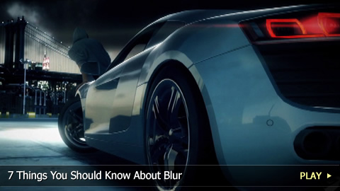 7 Things You Should Know About Blur