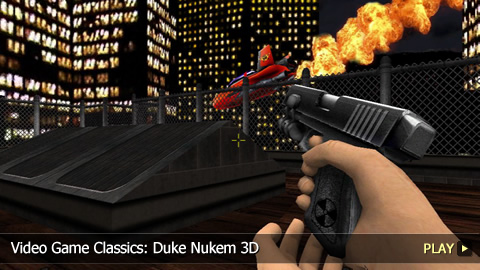 Video Game Classics: Duke Nukem 3D