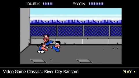 Video Game Classics: River City Ransom