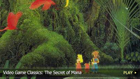 Video Game Classics: The Secret of Mana