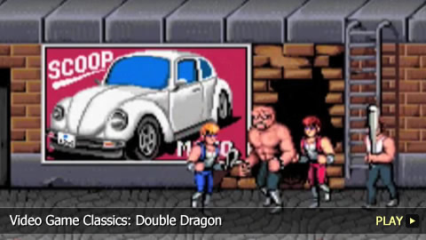 Video Game Classics: Double Dragon