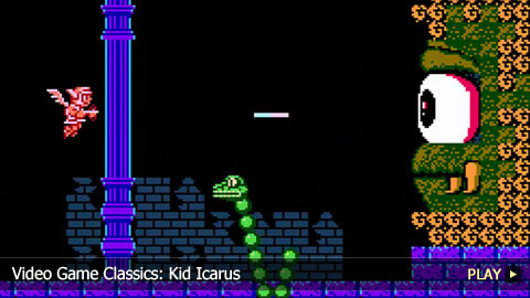 Video Game Classics: Kid Icarus