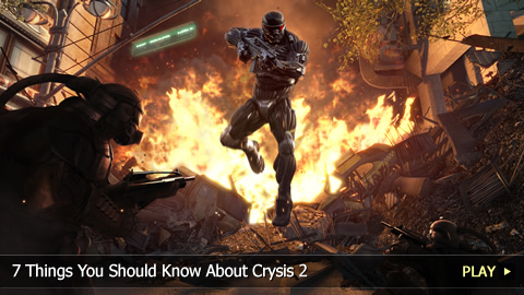 7 Things You Should Know About Crysis 2