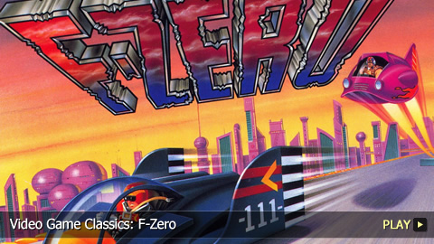 Video Game Classics: F-Zero
