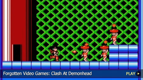 Forgotten Video Games: Clash At Demonhead