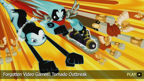 Forgotten Video Games: Tornado Outbreak