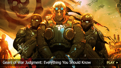 Gears of War Judgment: Everything You Should Know