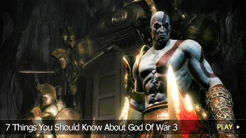 7 Things You Should Know About God Of War 3