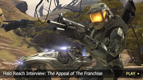 Halo Reach Interview: The Appeal of The Franchise