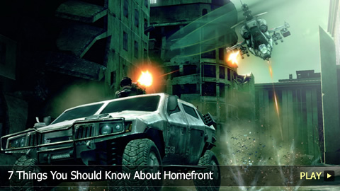 7 Things You Should Know About Homefront
