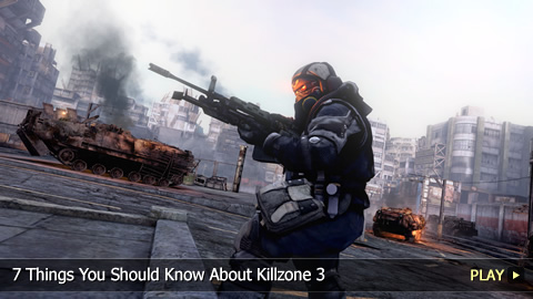 7 Things You Should Know About Killzone 3